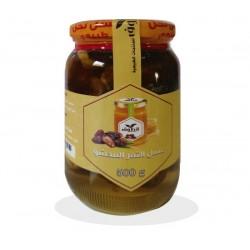 عسل التمر المحشو مكسرات 500 جرام