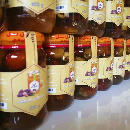 Dates Honey 500 grams